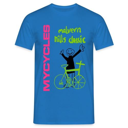 Malvern Hills Classic T shirt 2 - Men's T-Shirt