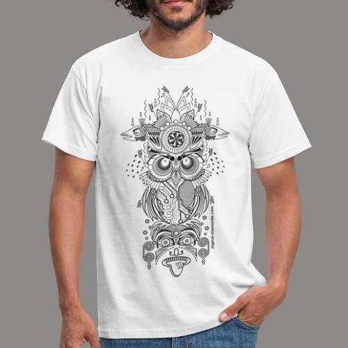 LIMITED EDITION: Lost Diamonds White Night - Men's T-Shirt