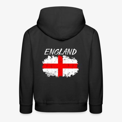 Kinder Premium Hoodie England - Kinder Premium Hoodie