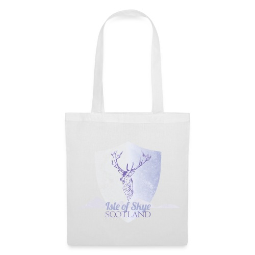 Isle of Skye Stag Tote Bag - Tote Bag
