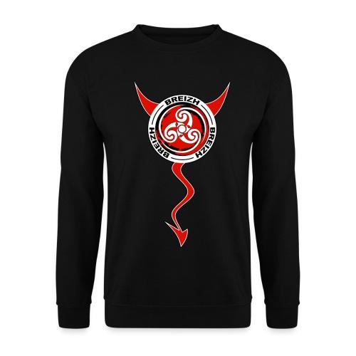 Breizh devil - Sweat-shirt Homme