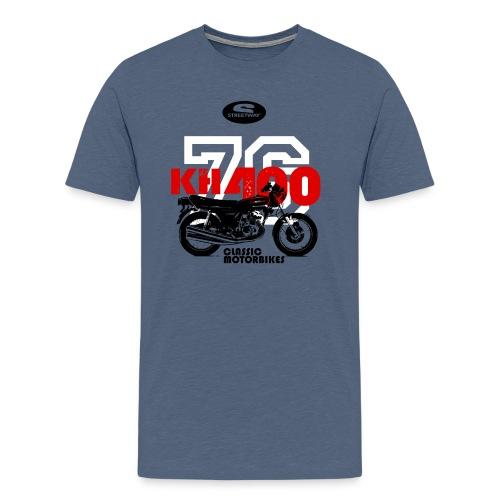 KH 400 1976 - T-shirt Premium Homme