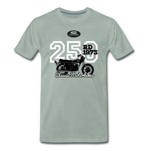 250 RD 73 - T-shirt Premium Homme