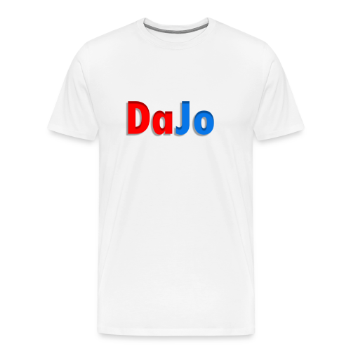 DaJo T-shirt - Mannen Premium T-shirt