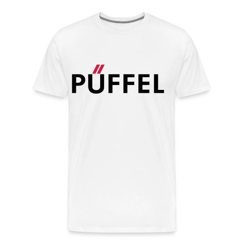 Männer Shirt Püffel - Männer Premium T-Shirt