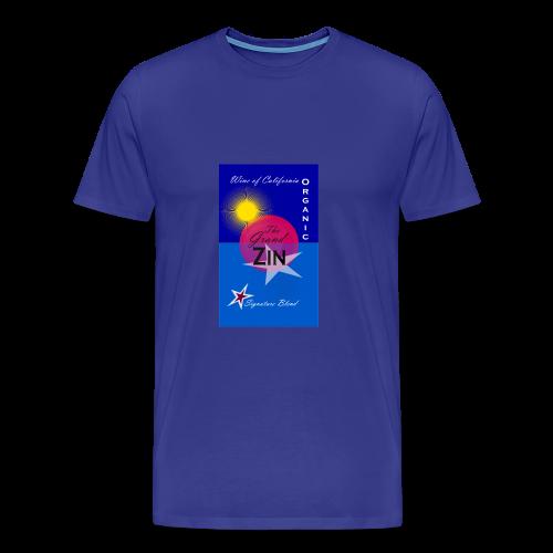 Summerwine - Premium-T-shirt herr
