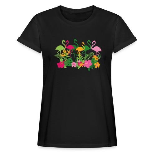 Andari Lore´ll Frauen OVERSIZE T-Shirt - Frauen Oversize T-Shirt