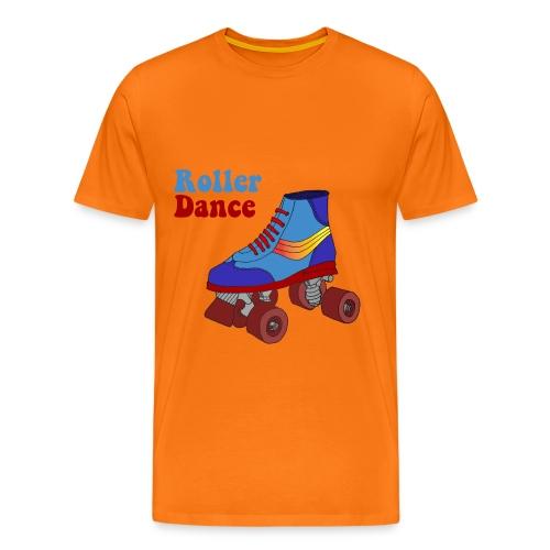 Roller Dance - T-shirt Premium Homme