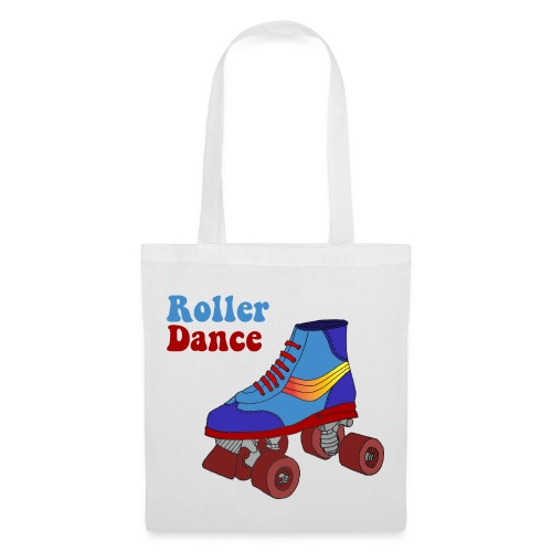 Roller Dance - Tote Bag
