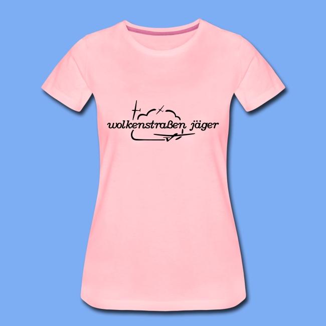 wolkenstraßenjäger Segelflieger T-Shirt