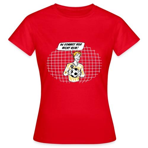 Torwart Deutschland - Frauen T-Shirt