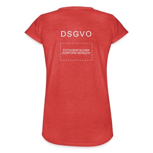 Frauen Vintage T-Shirt - Fotografischer Konformbereich