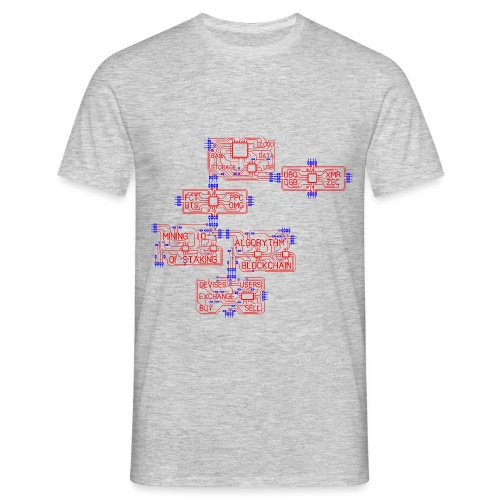 Staking Mining Manager - T-shirt Homme