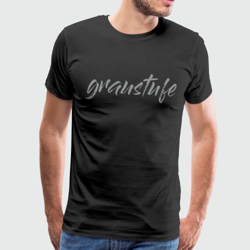 .graustufe - Männer Premium T-Shirt
