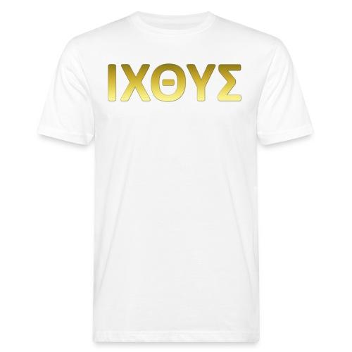 ICHTUS - Männer Bio-T-Shirt