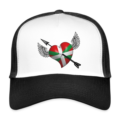 Cœur Basque - Trucker Cap