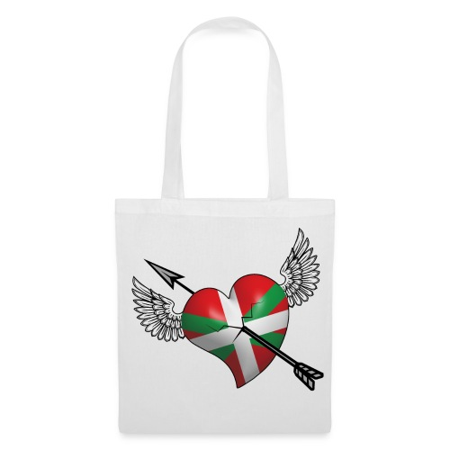 Cœur Basque - Tote Bag