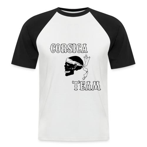 Corsica Team - T-shirt baseball manches courtes Homme