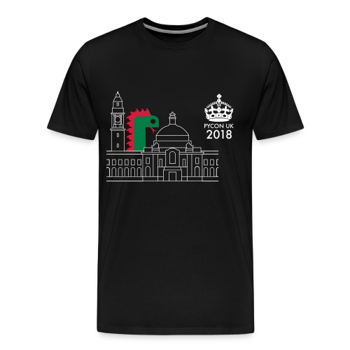 Premium 2018 T-Shirt Dark - Men's Premium T-Shirt