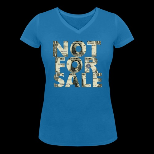 Not for sale - T-shirt bio col V Stanley & Stella Femme