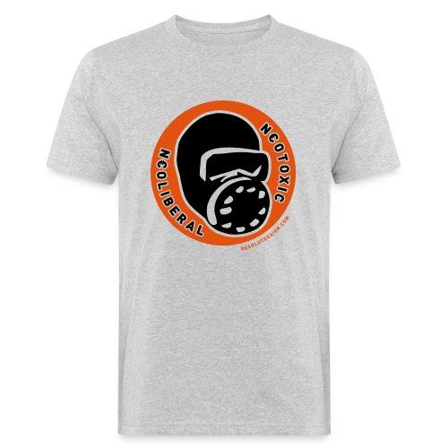 NEOLIBERAL - NEOTOXIC (man) - Männer Bio-T-Shirt
