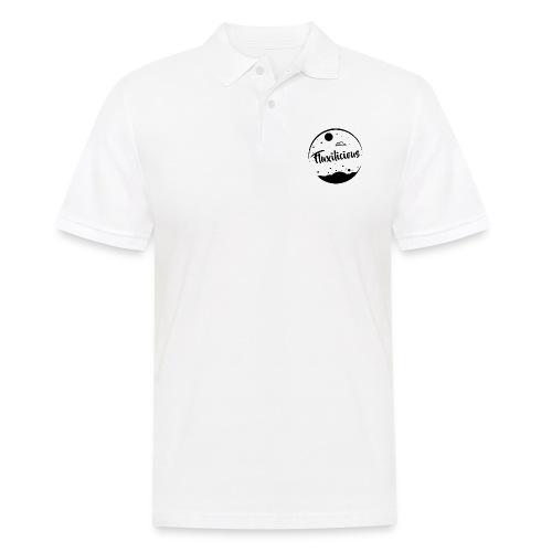 Polo MEN WHITE Fluxilicious - Mannen poloshirt