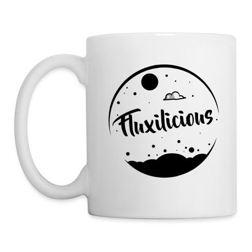 Coffee Mug Fluxilicious WHITE - Mok