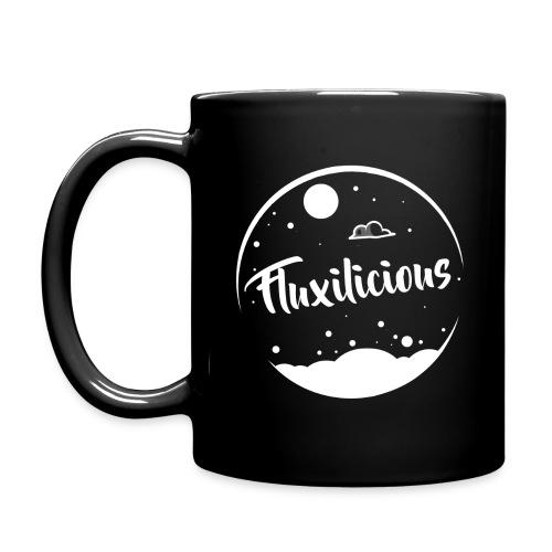 Coffee Mug Fluxilicious BLACK - Mok uni