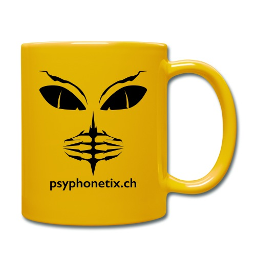 Psyphonalien Tasse - Tasse einfarbig