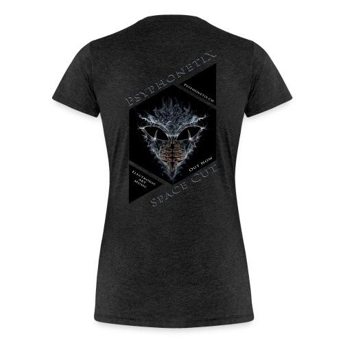 Psyphonetix - Space Cut - Frauen Premium T-Shirt