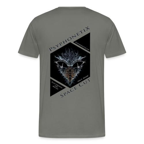 Psyphonetix - Space Cut - Männer Premium T-Shirt