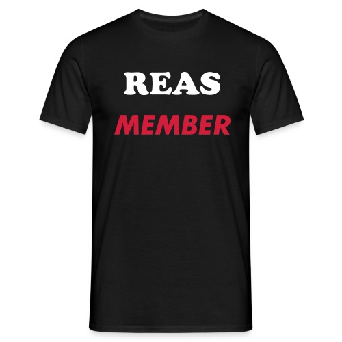 REAS - Men's T-Shirt