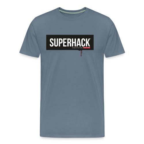 SuperHack 2018-series / B01 - T-shirt Premium Homme