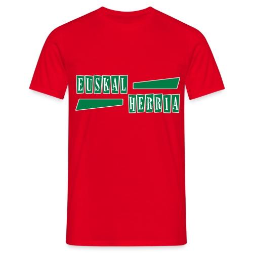 Euskal Herria Pays Basque - T-shirt Homme