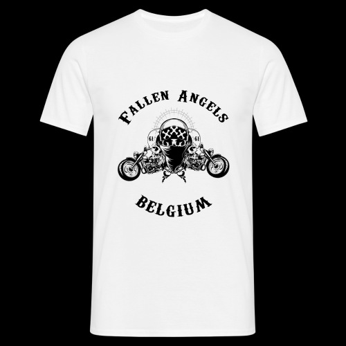 Support Fallen Angels Belgium T-shirt - T-shirt Homme
