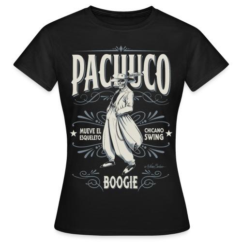 Pachuco Chicano Swing - Camiseta mujer