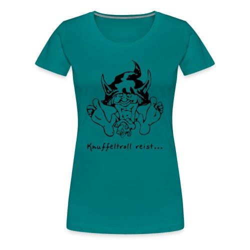 Tshirt Steffi 2te Bestellung - Frauen Premium T-Shirt