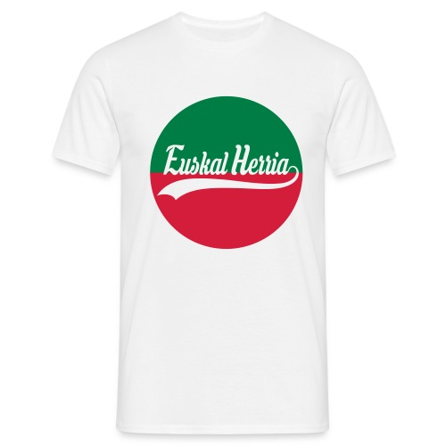 Basque vector design - T-shirt Homme