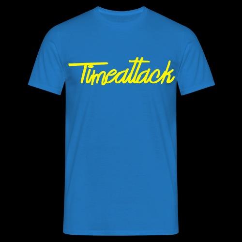 McGlück -Timeattack- - Männer T-Shirt