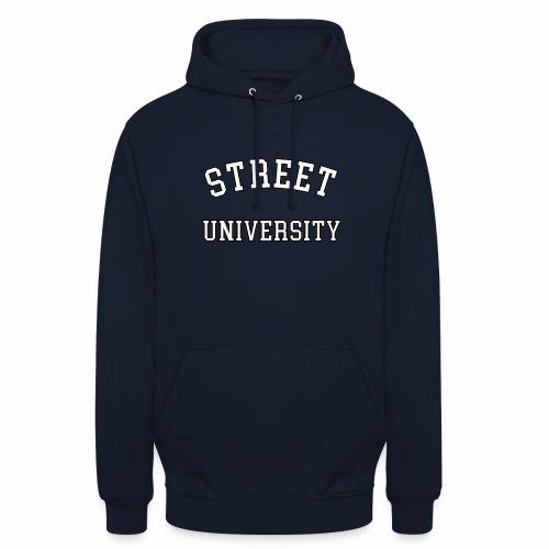 Street University Hoodie - Unisex Hoodie
