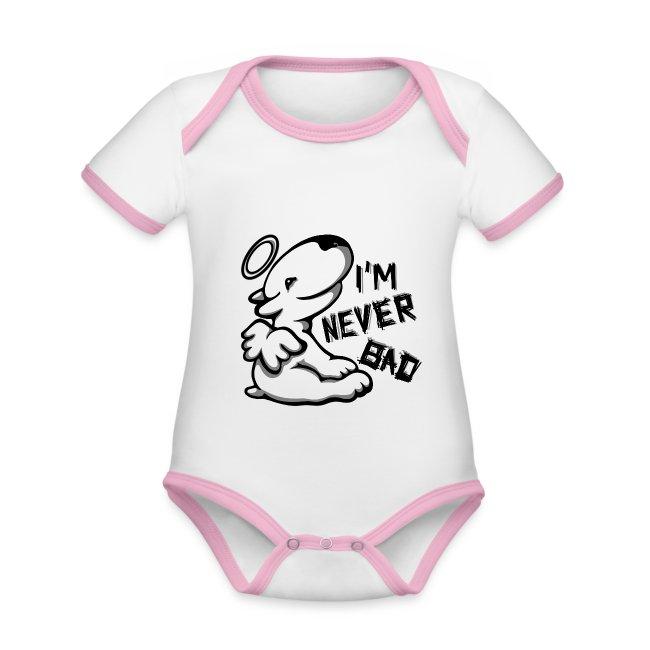 I'm Never Bad Bullterrier