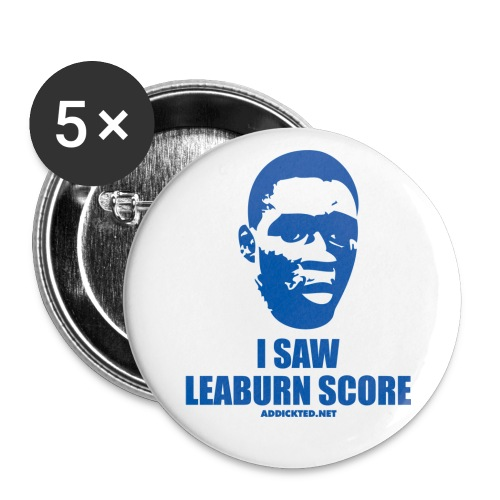 Leaburn Badges - Buttons small 25 mm