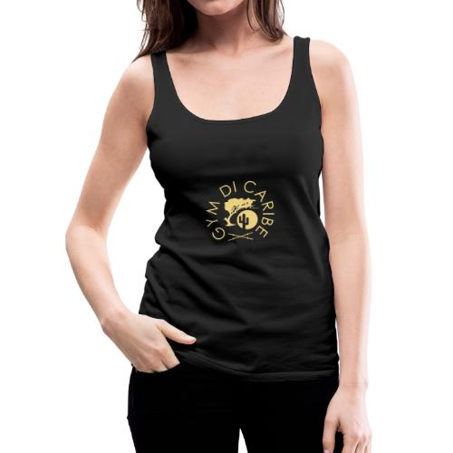 Gym di caribe tank top - Women's Premium Tank Top