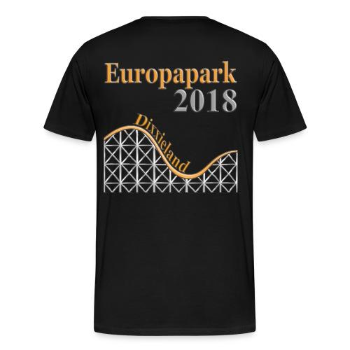 Com-Treffen 2018 Premium T-Shirt Herren - Männer Premium T-Shirt