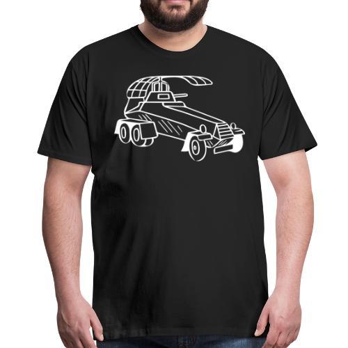 Panzerwagen - Männer Premium T-Shirt