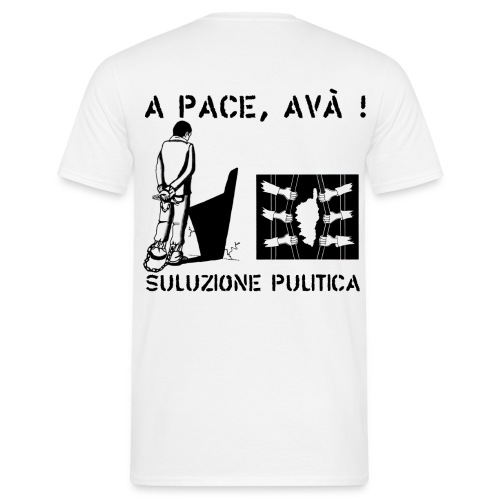 A PACE AVA - T-shirt Homme