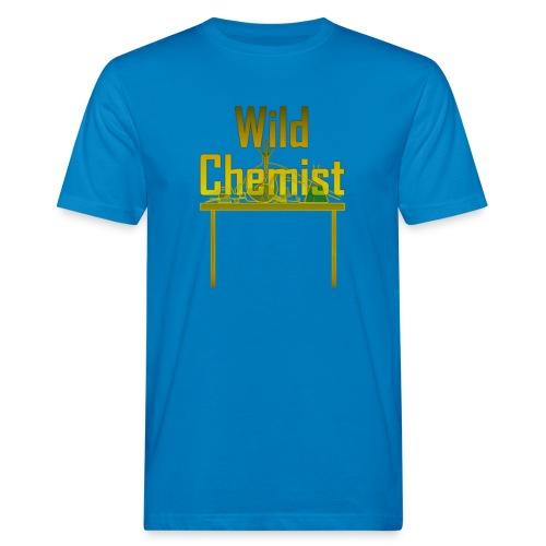 Wild Chemist - Männer Bio-T-Shirt