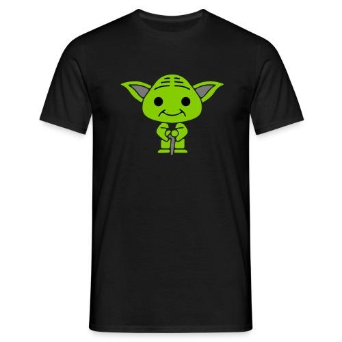 Tee-shirt Homme Maitre yoda - T-shirt Homme