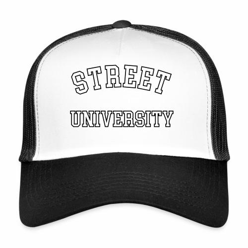 Street University Cap - Trucker Cap