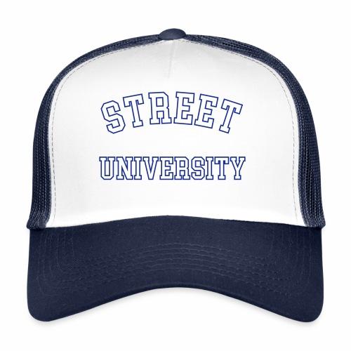Sreet University Cap Blue - Trucker Cap